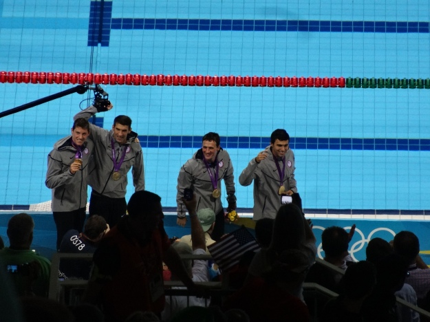 Medal 19 for Phelps
